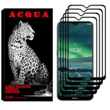 محافظ صفحه نمایش آکوا مدل NO مناسب برای گوشی موبایل نوکیا 23 بسته 4 عددی