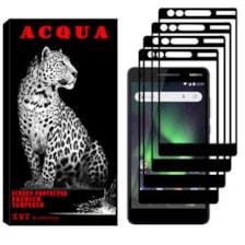 محافظ صفحه نمایش آکوا مدل NO مناسب برای گوشی موبایل نوکیا 31 بسته 4 عددی