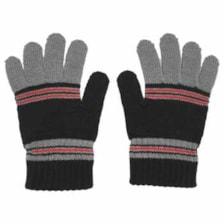 دستکش بافتنی بچگانه مدل G01 رنگ خاکستری