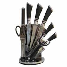 سرویس چاقوی آشپزخانه ۹ پارچه  فوما  مدل FU-633