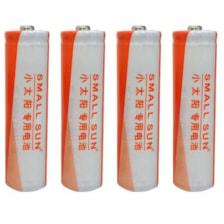 باتری لیتیوم یون قابل شارژ اسمال سان کد 18650 ظرفیت 2200 میلی آمپرساعت بسته 4 عددی