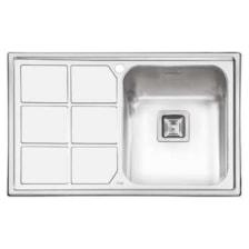سینک ظرفشویی ایلیا استیل مدل 2066