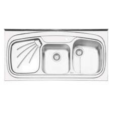سینک ظرفشویی ایلیا استیل مدل 1013 روکار
