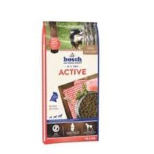 غذا خشک سگ بوش مدل Active کد 2000 وزن 15 کیلوگرم