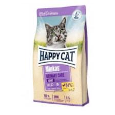 غذای خشک گربه بالغ هپی کت مدل Minkas Urinari Careوزن 10 کیلوگرم