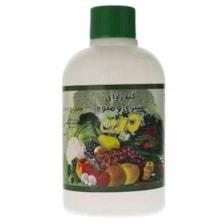 ضدعفونی کننده میوه و سبزیجات من مدل HRZ حجم 500 میلی لیتر