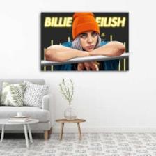 پوستر مدل بیلی ایلیش کد ب 21