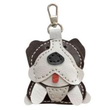 اسباب بازی سگ و گربه نیلای مدل سگ بولداگ انگلیسی