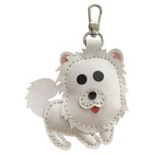 اسباب بازی سگ و گربه نیلای مدل سگ پامرانین