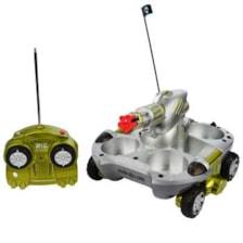 تانک بازی کنترلی مدل آب و خاک کد tnk-007
