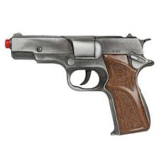 تفنگ بازی گانهر مدل کلت کد 123