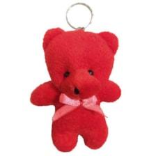 آویز عروسکی طرح خرس پاپیونی کد S.A.M220