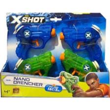 تفنگ آب پاش زورو مدل nano derencher x-shot