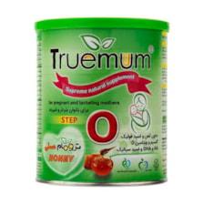 مکمل بارداری و شیردهی ترومام با طعم عسلی - 400 گرم