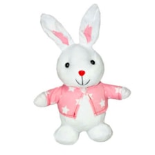 عروسک طرح خرگوش ارتفاع 30 سانتی متر