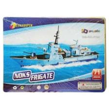 ساختنی مدل کشتی جنگی کد MS673