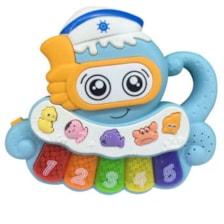 بازی آموزشی کیبورد مدل happy octopus 31