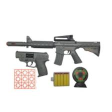 ست تفنگ بازی مدل naabsell-PA06 مجموعه 5 عددی