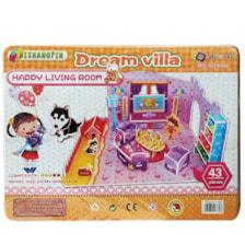 ساختنی مدل اتاق کودک کد MS690
