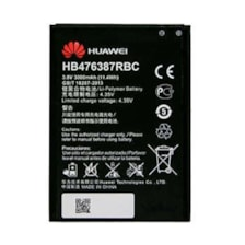 باتری موبایل مدل EB476387RBCC ظرفیت 3000میلی آمپر ساعت مناسب برای گوشی موبایل هوآوی Ascend G750/3X            غیر اصل
