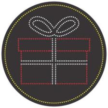 تابلو ال ای دی آیاز مدل گیف کد 503