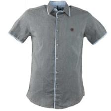پیراهن آستین کوتاه مردانه ماب مدل 002702