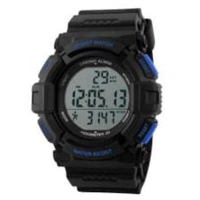 ساعت مچی دیجیتال اسکمی مدل 1116 آبی
