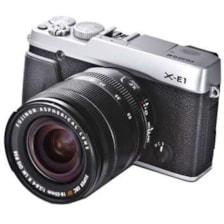 دوربین دیجیتال فوجی فیلم مدل X-E1 به همراه لنز XF18mm F20  و کیف اورجینال چرمی