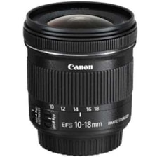 لنز کانن EF-S 10-18mm F45-56 IS STM