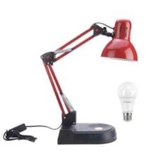 چراغ مطالعه مدل EN-111 همراه با لامپ  ال ای دی 7 وات کملیون E27