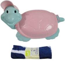 جارو دستی مدل Turtle همراه یک عدد دستمال میکرفایبر