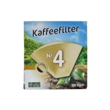 فیلتر کاغذی قهوه بسته 100 عددی