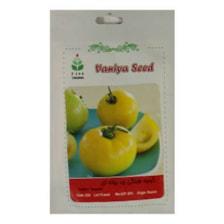 بذر گوجه فرنگی زرد بوته ای آذرسبزینه مدل A82