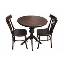 میز و صندلی ناهار خوری اسپرسان چوب مدل m04