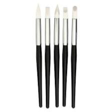 قلم طراحی ناخن مدل 74401 مجموعه 5 عددی
