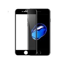 محافظ صفحه نمایش 6D فول گلس تمام چسب مناسب برای گوشی موبایل اپل  iPhone 7 Plus