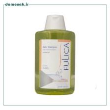 شامپو بچه فولیکا ۲۰۰ میلی لیتر                            Fulica Baby Shampoo 200 ml