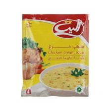 سوپ مرغ نیمه آماده الیت 61 گرمی