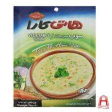 سوپ سبزیجات نیمه آماده 70گرمی
