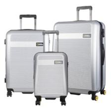 مجموعه سه عددی چمدان نشنال جئوگرافیک مدل AERODROME 700509 با جنس پلی کربنات