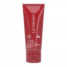 کرم ضد آفتاب و ضد لک رنگی پوست خشک و معمولی SPF40 لافارر بژ روشن