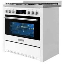 اجاق گاز مبله فر دار دوو مدل نیوایمپریال DGC5-2112Furnace stove furnished by Daewoo New Imperial-DGC5-2112